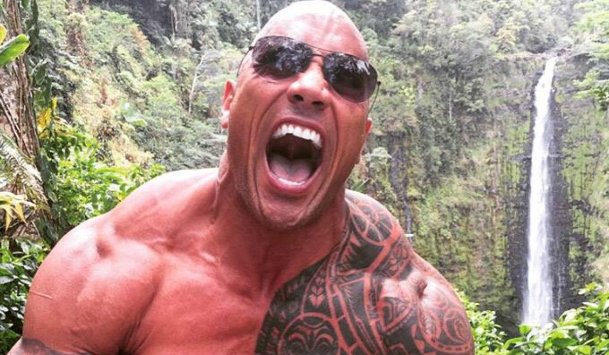 As 237 Era Quot La Roca Quot Dwayne Johnson Antes De Ser Luchador Y