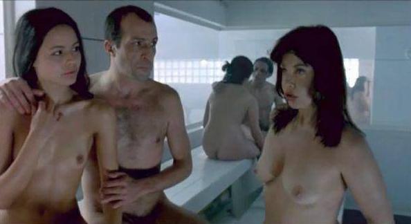 Megan mullally escenas de desnudos