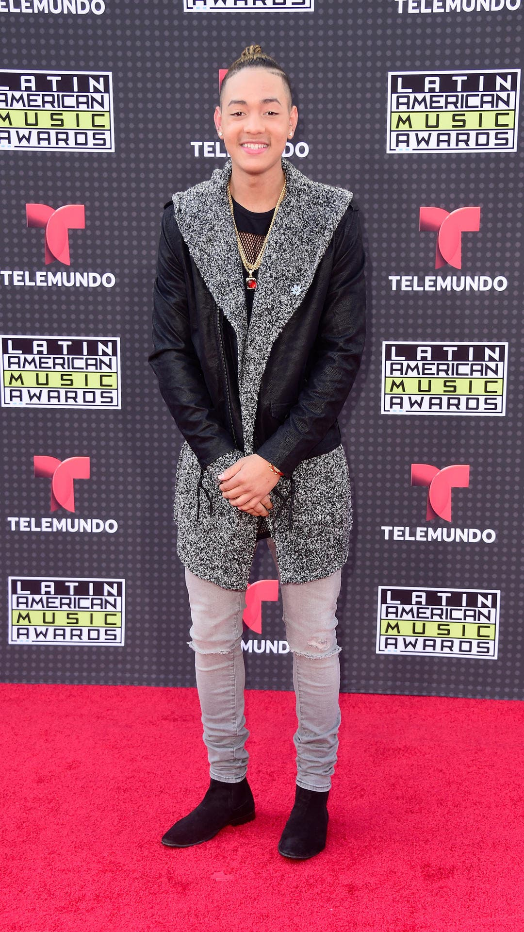 HOLLYWOOD, CA - OCTOBER 08: BB Bronx attends Telemundo's Latin American Music Awards at the Dolby Theatre on October 8, 2015 in Hollywood, California. (Photo by Frazer Harrison/Getty Images)