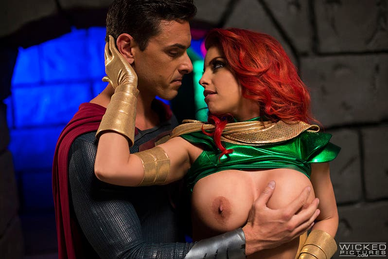Batman vs Superman parodia xxx escena 4 Videos Porno