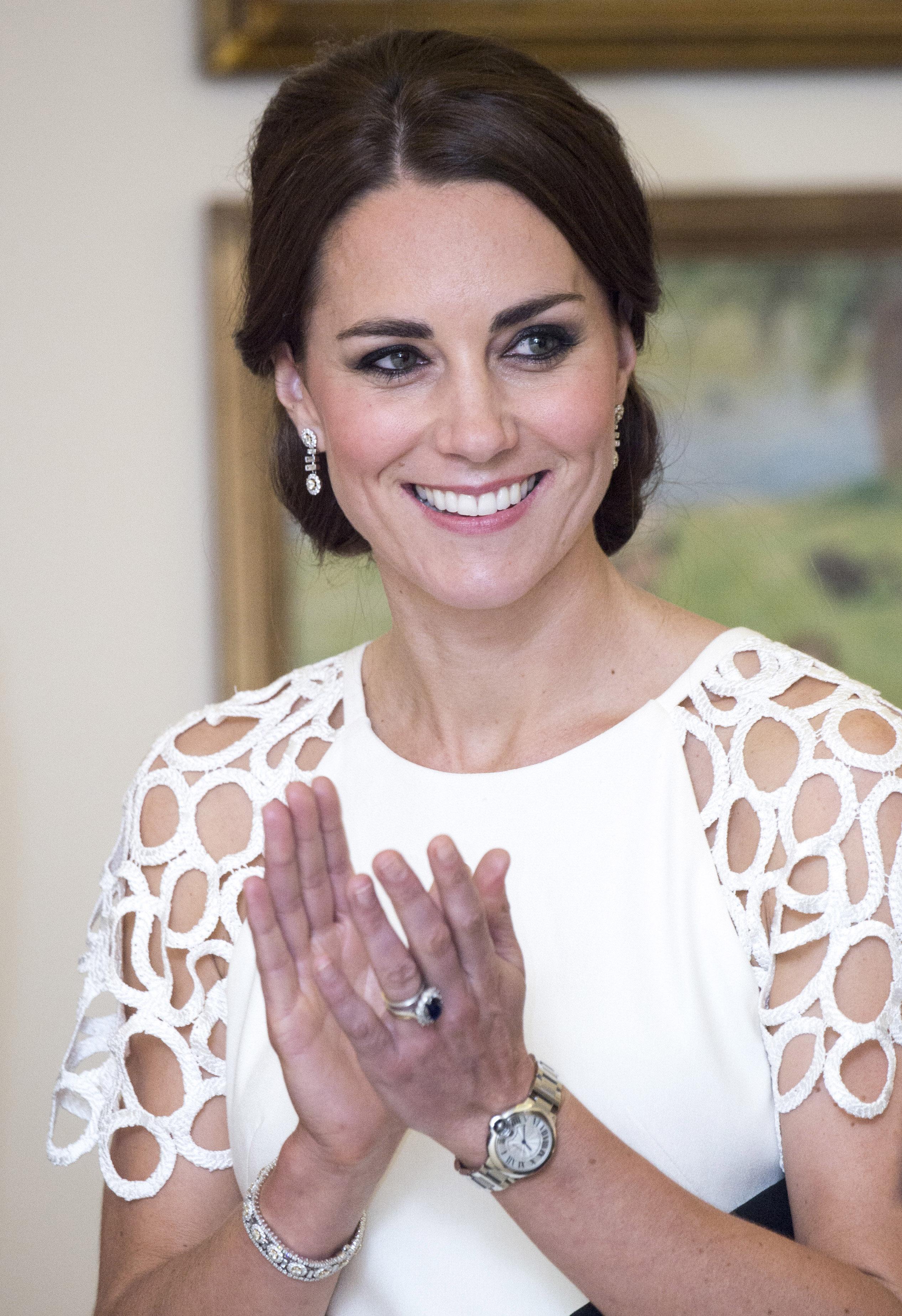 Fantástico Vestido Novia Kate Middleton Ideas Ornamento Elaboración ...