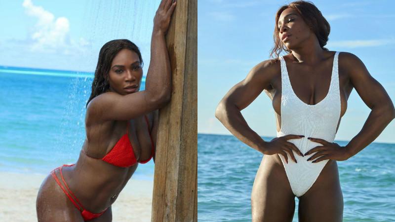 El Sexy Topless De Serena Williams Venezuela Al Dia