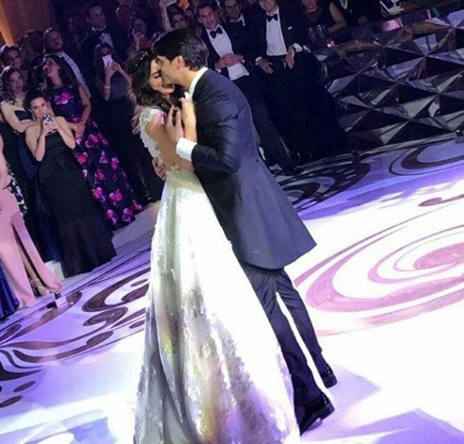 Matrimonio Ximena Navarrete : En fotos la boda de impacto miss universo ximena