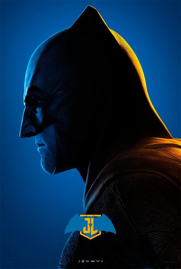 Revelan nuevos carteles individuales de la Liga de la Justicia 10
