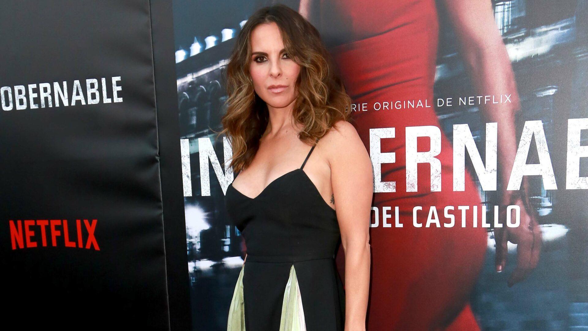 Kate del Castillo vidéo xxx
