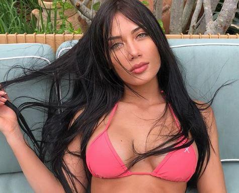 Georgina Mazzeo Impactó Las Redes Con Su Challenge Movetomiami